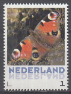 Nederland - Uitgiftedatum 6 Maart 2015 – Vlinders/Butterflies – Dagpauwoog – Aglais Io - MNH/postfris - Vlinders