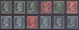 Francia 1923/26 170/81 Usado - Used Stamps