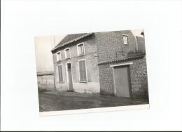 AAiIGEM Bij Aalst  Moord In Huis Van Achille Beerens Gedood In De Keuken  Groot Formaat ( 18 Op 13 ) Persfoto BELGA 1964 - Aalst