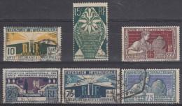 Francia 1924/25 210/15 Usado - Used Stamps