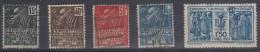 Francia 1930/31 270/74 Usado - Used Stamps