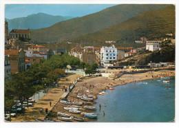 Espagne--PORT BOU--Sur La Côte Farouche--Vue Générale ,cpsm 15 X 10  N° 1439 éd Garcia Garrabella - Lérida