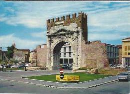 IT.- Rimini. Arco Di Augusto. Augustus Arch. Arc D'Auguste. Bogen Von August. 2 Scans - Rimini