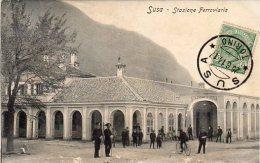 SUSA - Stazione  Ferroviaria - - Otras Ciudades