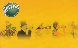GREECE - Perrier, Free Fone By Vivodi Promotion Prepaid Card, Tirage 1000, Exp.date 31/07/02, Mint - Publicité