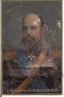CHROMO CHOCOLAT LOUIT  L'EMPEREUR ALEXANDRE III - Louit