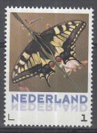 Nederland - Uitgiftedatum 6 Maart 2015 – Vlinders/Butterflies – Koninginnenpage - Papilio Machaon - MNH/postf - Vlinders
