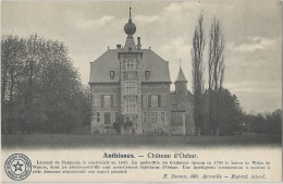 Anthisnes.  -   Château  D'Ouhar - Anthisnes