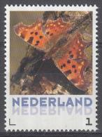 Nederland - Uitgiftedatum 6 Maart 2015 – Vlinders/Butterflies – Gehakkelde Aurelia - Polygonia C-album - MNH/ - Vlinders