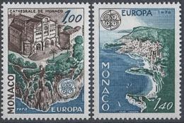 MONACO 1978 SERIE  N°1139 Et N°1140 - 2 TP NEUFS** - Monaco