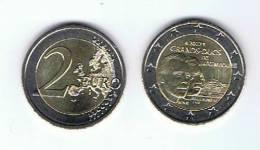 2€ Commémorative LUXEMBOURG 2012 * Grands Ducs * > Neuve Luxe Non Circulée ! ! ! - Luxembourg