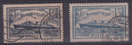Francia 1935/36 Nº299/00 Usado - Francia