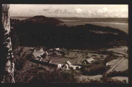 CHILE TARJETA POSTAL TERMAL PUYEHUE REAL PHOTO RPPC Vintage Original Ca1940 POSTCARD CPA AK (W4_2595) - Chile