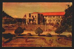 CHILE TARJETA POSTAL PUERTO VARAS HOTEL REAL PHOTO RPPC Vintage Original Ca1950 POSTCARD CPA AK (W4_2597) - Chile