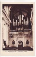MOYENMOUTIER (Vosges) Intérieur De L'Eglise-ORGUES-ORGUE-ORGEL-ORGAN-INSTRUMENT-MUSIQUE  - VOIR 2 SCANS - - Autres Communes