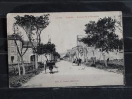 PH01 - 11 - Sigean - Avenue De La Nouvelle - Edition E. Prunot - 1917 - Sigean
