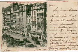 GENOVA - Piazza Caricamento - - Genova