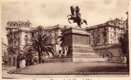 GENOVA -Monumento Al General Belgrano - - Genova (Genoa)