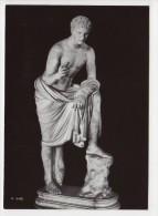 ^ ROMA MUSEI CAPITOLINI STATUA DI MERCURIO STORIA ARTE 322 - Arts