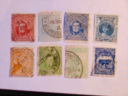 URUGUAY  1900-22   LOT# 1 - Uruguay