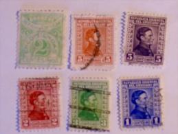 URUGUAY  1928-43   LOT# 3 - Uruguay