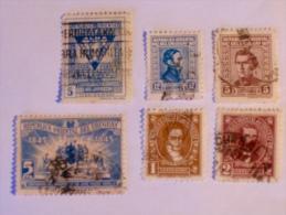 URUGUAY  1936-47   LOT# 4 - Uruguay