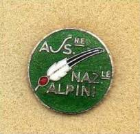 A.N.A. Assiociazione Nazionale Alpini Distintivo Pin Spilla Pins Italy Gadget - Militari