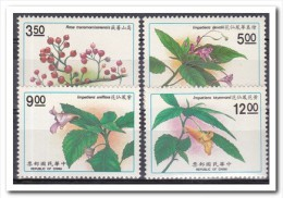 Taiwan 1991, Postfris MNH, Flowers - 1945-... Republiek China