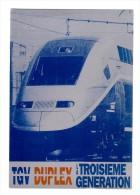 Train Sncf Tgv Duplex Troisieme Generation - Trains