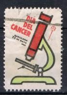 Vileta BARCELONA 1963, Cuestacion Dia El Cancer º - Variedades & Curiosidades