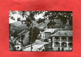 CHEZERY FORENS / ARDT GEX  1950   ENTREE DU VILLAGE   CIRC OUI  EDIT - France