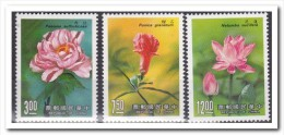 Taiwan 1988, Postfris MNH, Flowers - 1945-... Republiek China