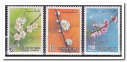 Taiwan 1988, Postfris MNH, Flowers, Trees - 1945-... Republiek China