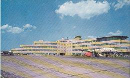 Airport Pittsburgh Greater TWA Constellation 1961 - Aerodrome