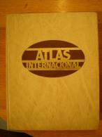 ATLAS INTERNACIONAL Plaza Y Janés - Bertelsmann (1982) * Tapa Dura, Excelente Estado - Geography & Travel