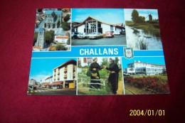 CHALLANS  CAPITALE DU MARAIS - Challans