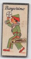 """04092 """"DOMINO BAYERINO PUBBLICITARIO- FARMACEUTICA ASPIRINA BAYER - 1938""""  - ORIGINALE - Pubblicitari"""