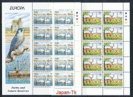 """IRLAND Mi.Nr. 1139-1140 EUROPA CEPT """" Natur Und Nationalparks """" 1999-Kleinbogen - MNH - Europa-CEPT"""