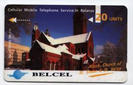 Church. 20 Units - Belarus