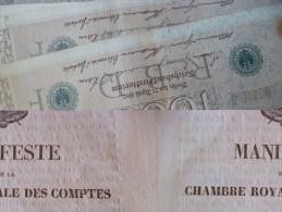 Lot 7 Billets Allemagne 1910 . 1000 Mark Nr 4058901 C à Nr 4058903 C Et Nr 4058905 C à Nr 4058908 C - 1000 Mark
