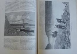 TOUR DU MONDE 1892:  RUSSIE BOREALE/LA PETCHORA/OURAL/SIBERIE/OUST-POJEG/MOUILVA/LA CHEUR-KITA/HALAGES/VOLOKOVKA - Magazines - Before 1900