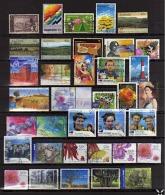AUSTRALIE 58 TIMBRES RECENTS ANNEES 2000... VOIR 2 PHOTOS - Australia