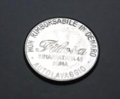 Service WOLKSWAGEN  - Autolavagio - Monetary/Of Necessity