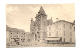 FOSSES Place Du Marche - Fosses-la-Ville