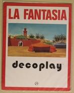 DECORAMA DECALCOMANIES TRANSFERT EDIPLAY - La Fantasia (Oasis Du Désert) - Collections