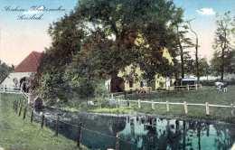 ARNHEM (Niederlande) WATERMOLEN SONSBEEK - Gel.1922, 2 Marken - Arnhem
