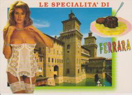 Modella In Lingerie A Ferrara - Pin-Ups