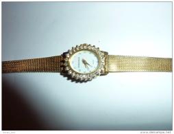JOLIE MONTRE FANTAISIE QUARTZ - Horloge: Juwelen