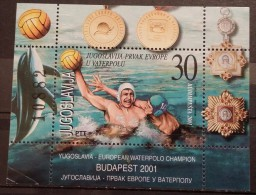 Yugoslavia, 2001, Mi: Block 51 (MNH)