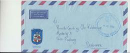 1994 DANMARK  LUPO  UNPROFOR WAPPE HQ-COY-BCC+K2 Gross PROTECTION FORCE-e518 - Dänemark